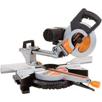 Evolution Evolution RAGE3 DB HI 255mm Double Bevel Mitre Saw  110V
