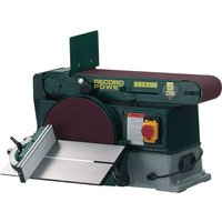 Machine Mart Xtra Record Power BDS250 10 x 6 Belt & Disc Sander