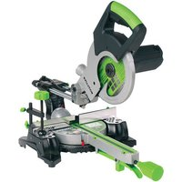 Evolution Evolution Fury 3 S 210mm Sliding Multipurpose TCT Sliding Mitre Saw  230V