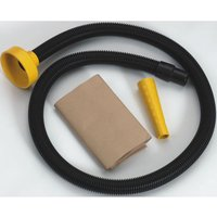 Machine Mart Xtra Record Power RSDE/A Accessory Kit for Fine Filter HPLV Extractors