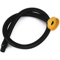 Machine Mart Xtra Record Power DX1500B 100-32mm Reducer 2m 32mm Hose for HPLV Extractors