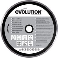 Evolution Evolution Rage Diamond Blade 210mm  8