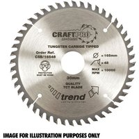 Trend Trend CSB 21548 Craft Saw Blade 215x30mm 48T
