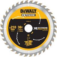 DeWalt DeWalt XR FlexVolt DT99566 QZ  Table Saw Blade 210x30mm 36T