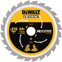 DeWalt DeWalt XR FlexVolt DT99568 QZ Saw Blade 216x30mm 24T