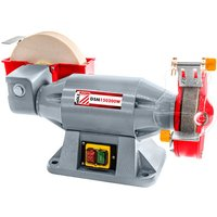 Holzmann  Holzmann DSM150200W Bench Grinder with Whetstone