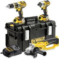 DeWalt Dewalt DCK382M2 18V XR Cordless Li-ion Triple-pack (with charger & 2 batteries)