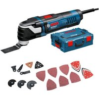 Machine Mart Xtra Bosch GOP 300 SCE Professional Multi Tool Kit With 48 Accessories  110V