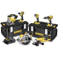 DeWalt DeWalt DCK691M3 6 Piece 18V XR Li-Ion Power Tool Kit