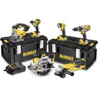 DeWalt DeWalt DCK692M3 6 Piece 18V XR Li-Ion Power Tool Kit