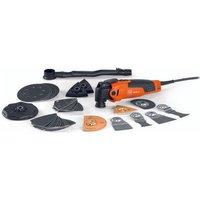 Fein Fein FMM350QSL 350W MultiMaster Top Oscillating Multi Tool Kit  230V