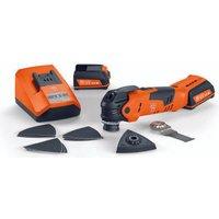Fein Fein Select  MultiTalent AFMT12QSL 12V Multi Tool Kit 2x2 5Ah Batteries