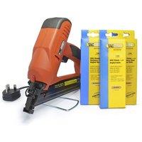 Tacwise Tacwise 400ELS Pro Master Nailer  230V    Nail Bundle