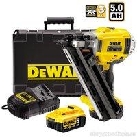 Machine Mart Xtra DeWalt DCN692P2 18V XR Li-Ion Nailer 2 x 5.0Ah Li-Ion Batteries & KitBox