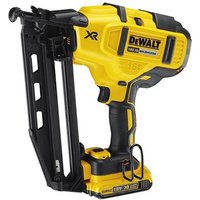 DeWalt DeWalt DCN660D2 18V XR Brushless 16GA Nailer with 2x2 0Ah Batteries