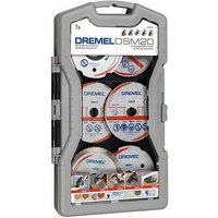 Dremel Dremel DSM20 Multipurpose 7 Piece Cutting Set