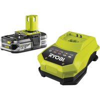 Ryobi One  Ryobi One  RBC18L15 18V 1 5Ah Battery and Charger Kit