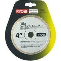 Ryobi Ryobi TSBA1 Diamond Tile Saw Blade
