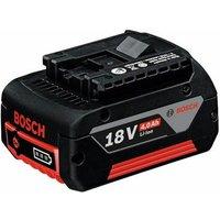 Machine Mart Xtra Bosch GBA 18 V 4.0 Ah M-C Professional Battery