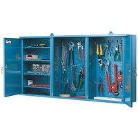 Clarke Clarke CWC50 Wall Cabinet With Two Lockable Doors