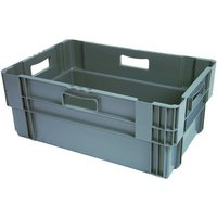 Barton Storage Topstore PV6432-11 60 Litre Nestable Euro Container