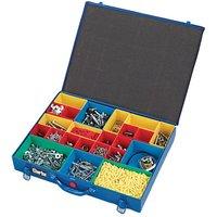 Clarke Clarke CHT729 Metal Organiser Storage Case with 23 Bins