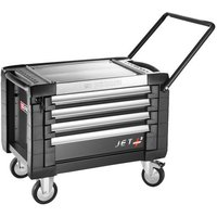 Machine Mart Xtra Facom JET.CR4GM3 - 4 Drawer Rolling Tool Chest (Black)