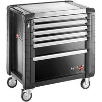 Machine Mart Xtra Facom JET.6GM4 - 6 Drawer Tool Cabinet (Black)