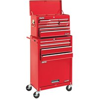 15% Off Weekend Clarke CTC1300B Mechanics 13 Drawer Steel Combination Tool Chest and Cabinet Set
