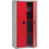 Clarke Clarke CC76 2 Door Tall Locker Cabinet