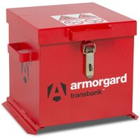 Machine Mart Xtra Armorgard TRB1 TransBank Hazardous Substance Transit Box