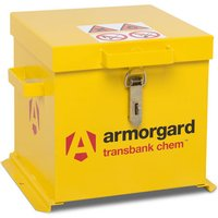 Armorgard Armorgard TRB1C TransBank Chem Chemical Transit Box