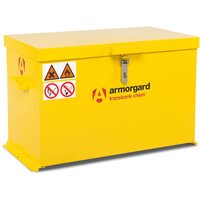 Machine Mart Xtra Armorgard TRB4C TransBank Chem Chemical Transit Box