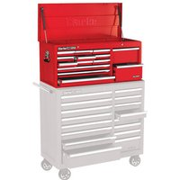Clarke Clarke CBB224B Extra large HD Plus 14 Drawer Tool Chest