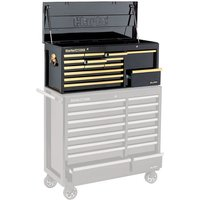 Clarke Clarke CBB224BGB Extra Large HD Plus 14 Drawer Tool Chest (Black & Gold)
