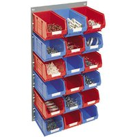 Barton Storage Topstore 18 Bin Storage Kit 547 x 946mm