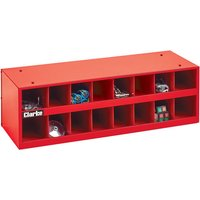 Clarke Clarke CTB16 16 Section Stackable Parts Cabinet