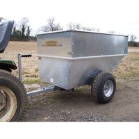 Click to view product details and reviews for Sch Supplies Sch Galvanised Body Large Tipping Trailer.
