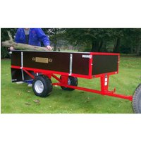 Machine Mart Xtra SCH 2 Wheel 760kg Timber Trailer