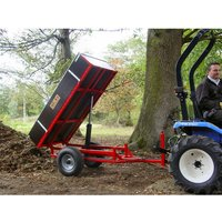 Click to view product details and reviews for Sch Supplies Sch Htrl2 Hydraulic Tipping Trailer.