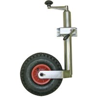 Maypole Maypole 48mm Pneumatic Jockey Wheel and Clamp MP437