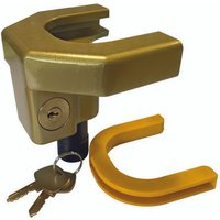 Streetwize Streetwize 50mm Easy Fit Coupling Lock