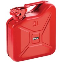 Clarke Clarke FC5LR 5 Litre Fuel Can (Red)