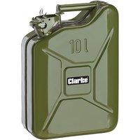 Clarke Clarke FC10LG 10 Litre Fuel Can (Green)