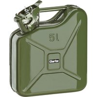 Clarke Clarke 5 Litre Fuel Can Green