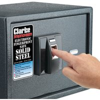 Clarke Clarke CS400FP Fingerprint Recognition Safe