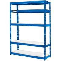 Clarke Clarke CSR5450BP Heavy Duty Boltless Shelving (Blue)