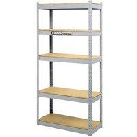 Clarke Clarke CSL5400 - 5 Shelf Industrial Shelving Unit