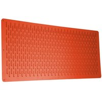 Storbord Storbord Red SB400 385 Hook Wall Storage Panel