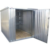 Machine Mart Xtra Armorgard TS2.0M TuffStor Collapsible Medium Duty Walk-In Storage Unit